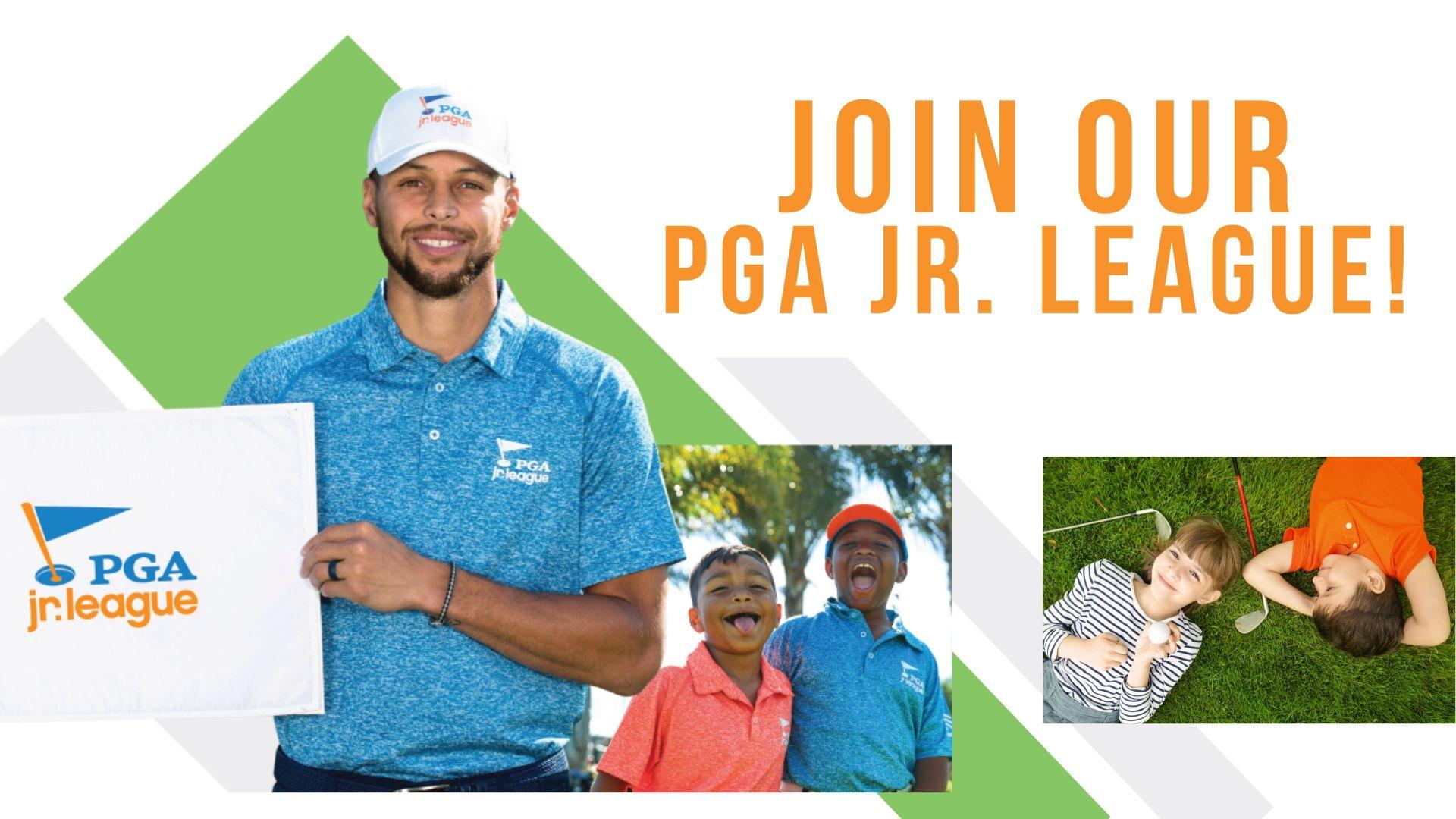 PGA Jr. League Registration is now available!