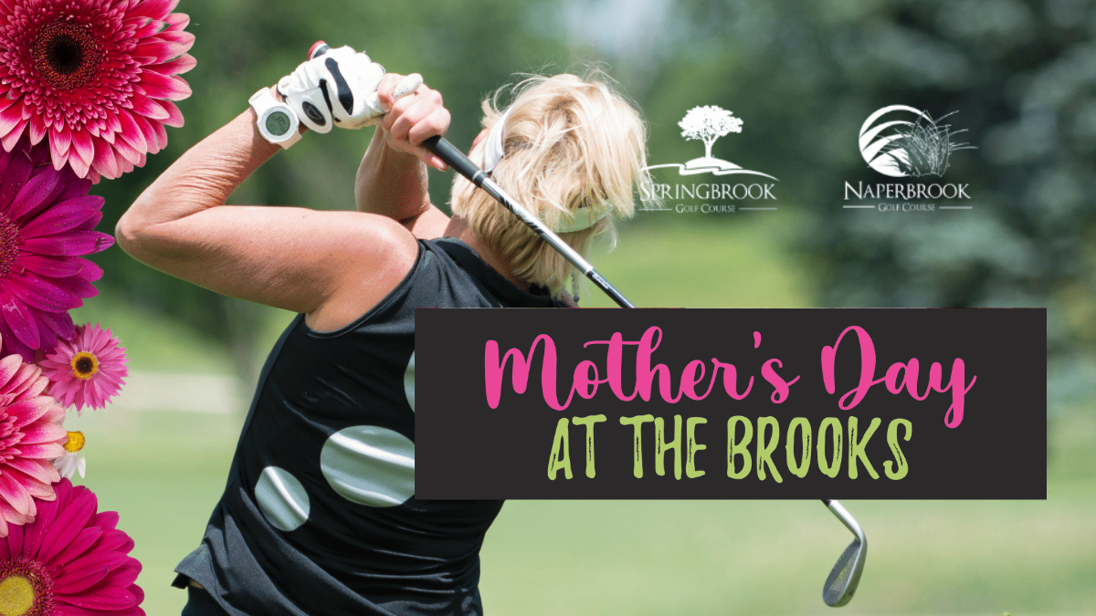 Mother's Day at the Brooks