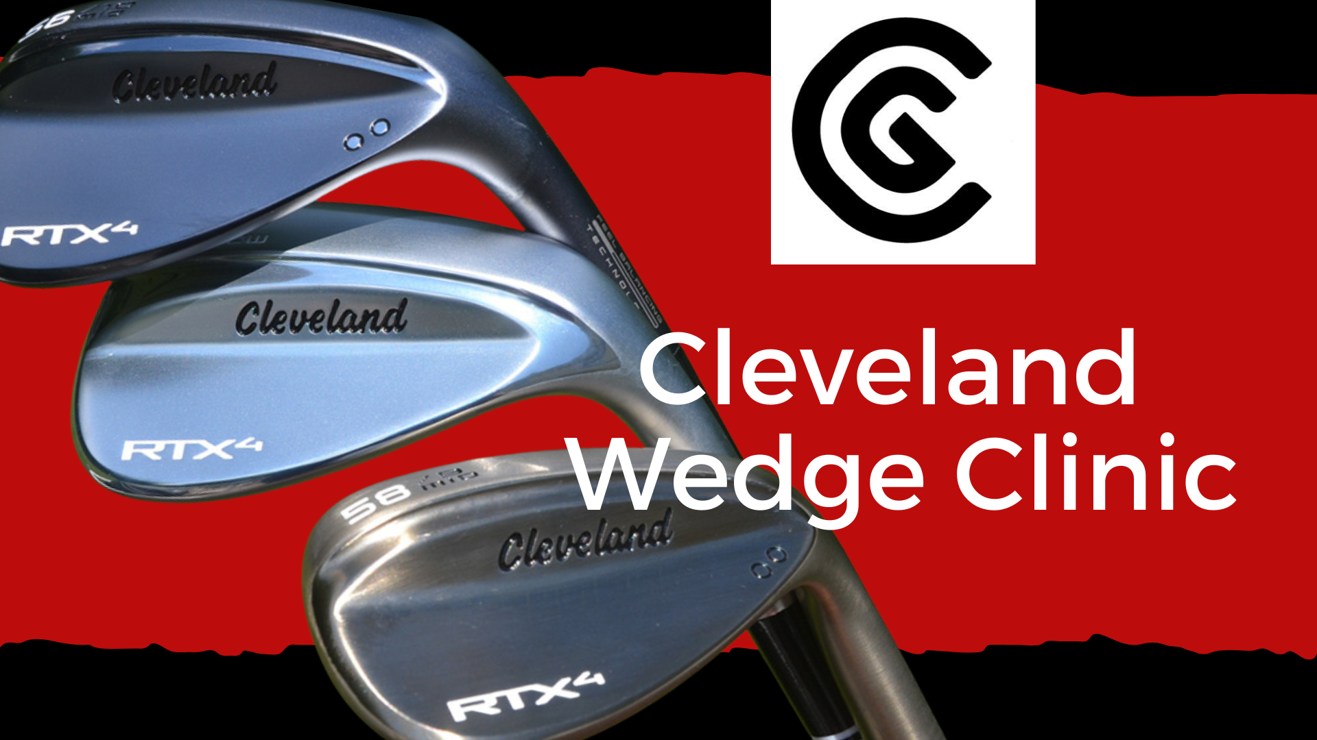 Cleveland Golf Wedge Clinic