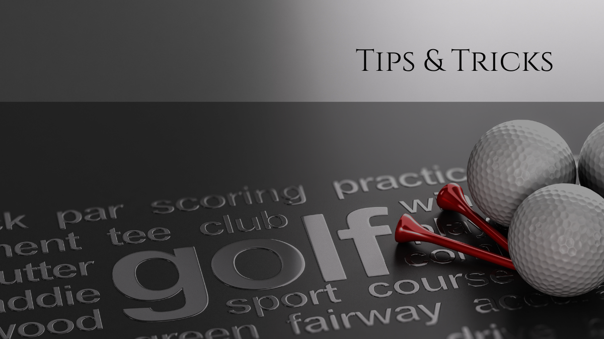 Pro Tips from a PGA Tour Pro